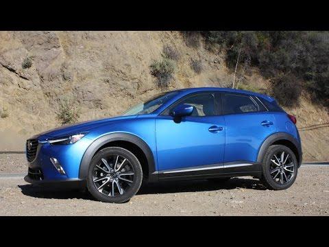 2016 Mazda Cx 3 Grand Touring One Take