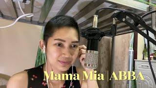 Mama Mia - ABBA   Cover by Nouella Jane