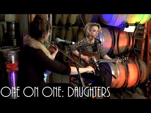 Cellar Sessions: Samantha Fish - Daughters December 18th, 2017 City Winery New York
