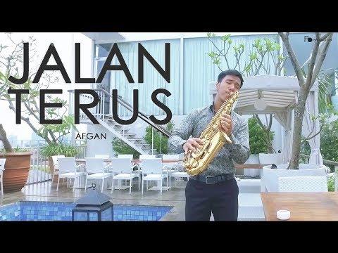 Jalan Terus ( Afgan ) Saxophone Cover By Desmond Amos