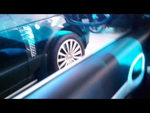 Porsche Cayenne (Порше Кайен): Как заблокировать двери?