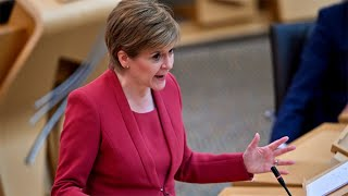 video: What time is Nicola Sturgeon's roadmap announcement today and will the lockdown release date be delayed?