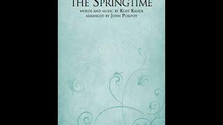 BRING BACK THE SPRINGTIME - Kurt Kaiser/arr. John Purifoy