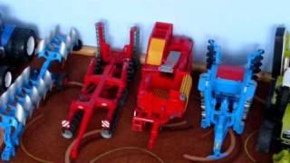 kombajny i traktory młodego
