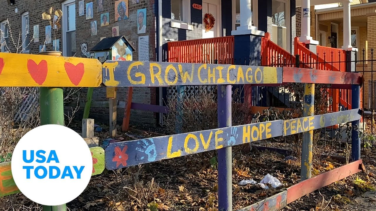 Chicago non-profit aims to help community with gun violence | USA TODAY