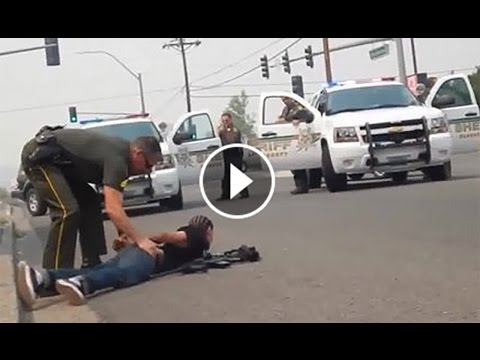 Open Carry Experiment Exposes Racist Cops [VIDEO]