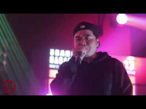Gloc 9 - Magda Live at Core Nightclub