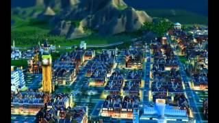 SimCity - Britisches Stadt Set