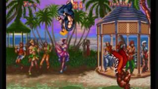 Super Street Fighter 2 - The New Challengers - Ken (full game) Part 2/3 thumbnail