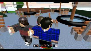 Roblox Commercial- SNP Caf