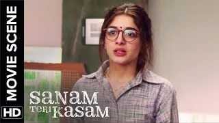 Clashes between Mawra & her father | Sanam Teri Kasam | Movie Scene
