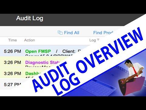 Audit Logs in FileMaker | FileMaker Pro 16 Videos | FileMaker 16 Training