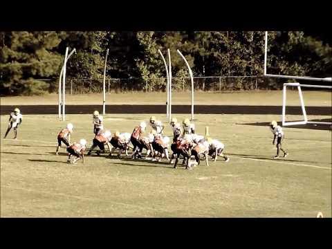 Bowdon Middle School vs Villa Rica Middle School Football