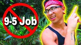 5 Reasons Why I Will NEVER Work a 9-5 Job Again