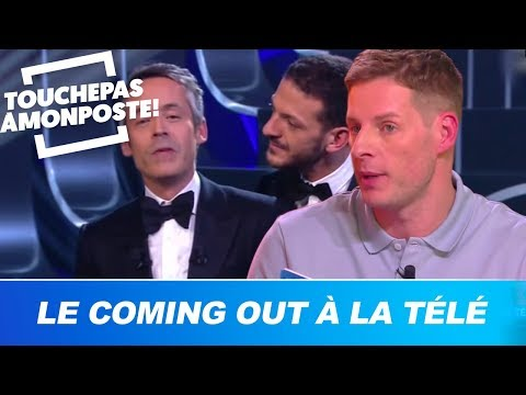 Le coming out à la télé est-il risqué ? Matthieu Delormeau s'exprime
