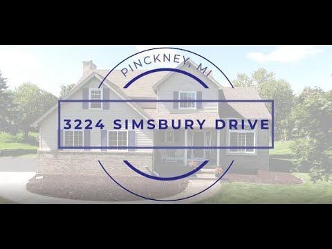 New Listing: 3224 Simsbury Drive