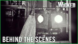 Wicked UK | Willemijn Verkaik als Elphaba in de hit musical Wicked op West End, London