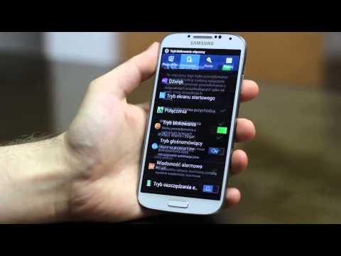 Samsung Galaxy S4 - co warto wiedzieć? Recenzja, test - Mobzilla