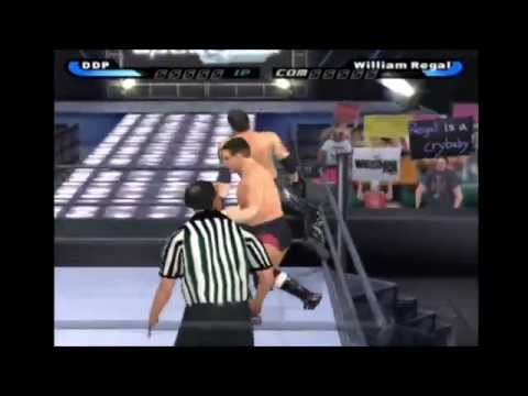 WWE Smackdown! Shut Your Mouth SEASON MODE: DDP [PART 2]