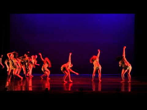 "Los Angeles Valley College Dance Production 2015 - ""Her"""