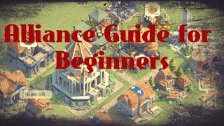 Allianz-Handbuch Teil 1, [Anfänger Guide] | Rise of Kingdoms