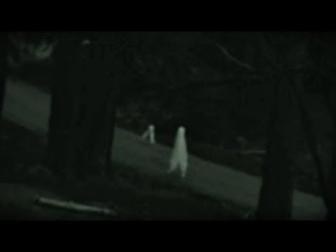 7 Scary Things Caught on Night Vision Camera
