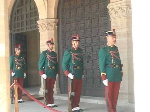 San Marino Changing Guard