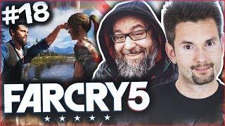 NAJLEPSZY ODCINEK! ROCK & ROJO w FAR CRY 5 #18