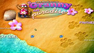 Granny in paradise lv 170 - 171