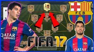 (DANSK) FIFA 17 !!!! LUIS SUAREZ ADVENTURE EP.1 !!!!!!! HAN ER SINDSSYG !!!