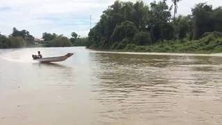 fast boats on water - King of boats match | Kampong Thom