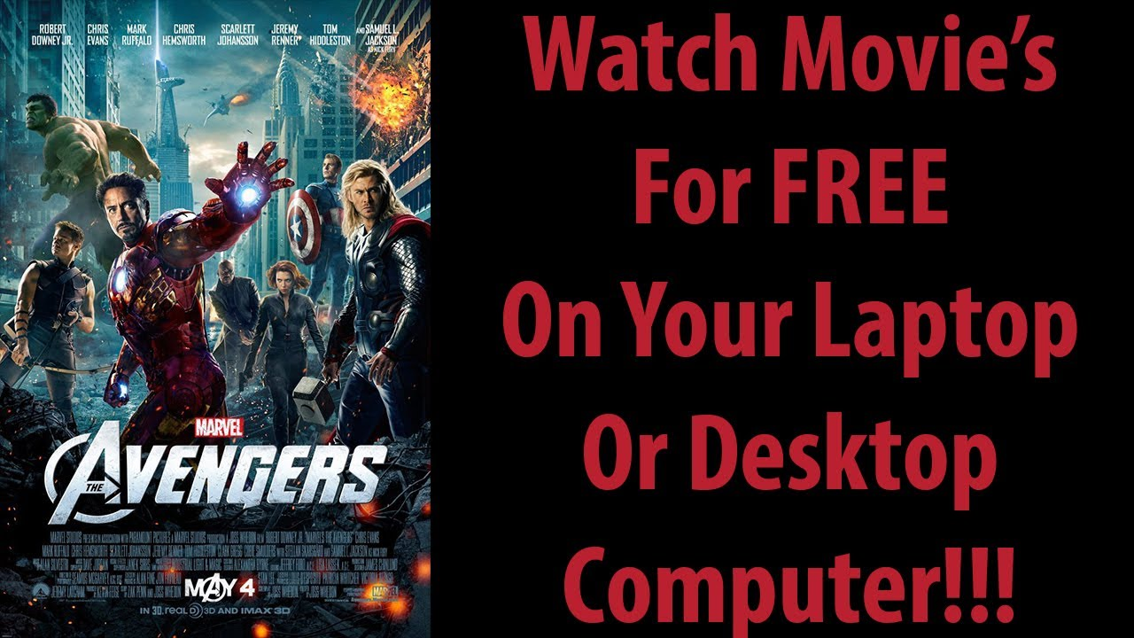 How to Watch Movie's for FREE on your Laptop/Desktop ...