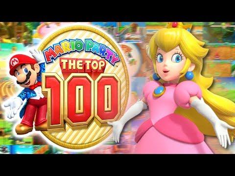 MARIO PARTY: The Top 💯