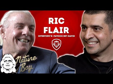 Ric Flair Interview- Untold Stories That Will Make You Laugh & Cry