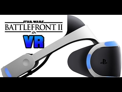BATTLEFRONT 2 VR? - Star Wars Battlefront 2 Update