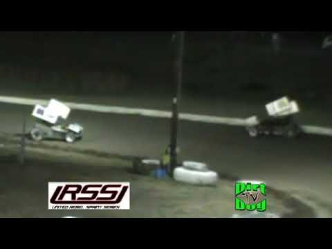 URSS 305 Sprint Car A-Main | El Paso County Speedway | Calhan, CO | 7/4/12