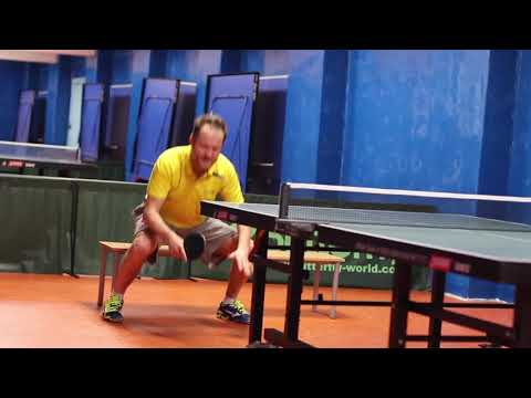 Table Tennis - How to improve your serve