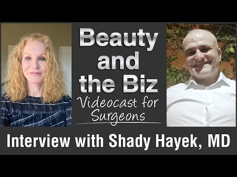Interview with Shady Hayek, MD