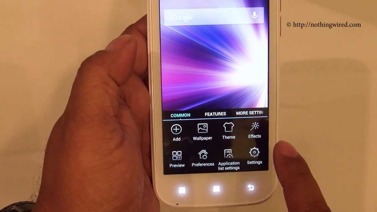 Lenovo A706 Review  In Depth Hands On First Look Full Hd