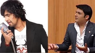 Kapil Sharma Appreciates Sonu Nigam in Aap Ki Adalat - India TV