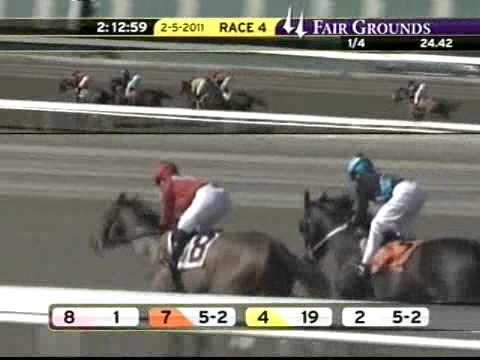 Video   Fair Grounds Race Course