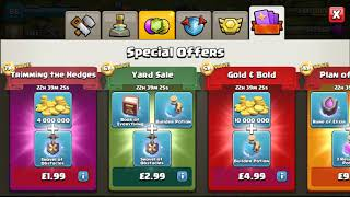 Clash Of Clans TH9 What should I Upgrade as a new TH9? Upgrade video using gems and magic items!
