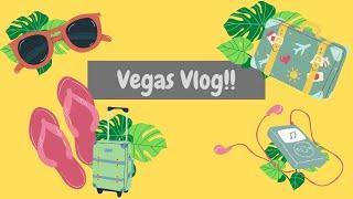 Vegas Vlog || The Dance Awards ||
