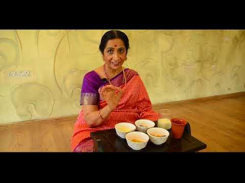 Aruna Sairam's Remedy For A Sore Throat