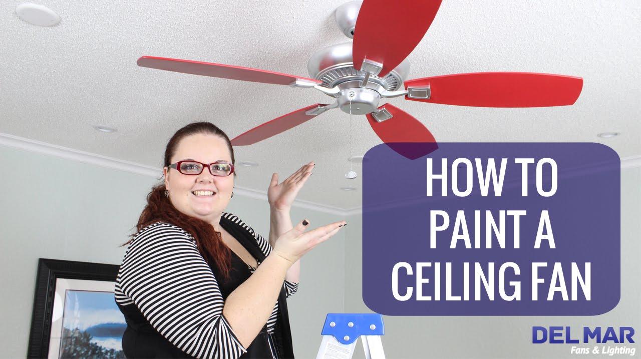 Ceiling Fan Silver