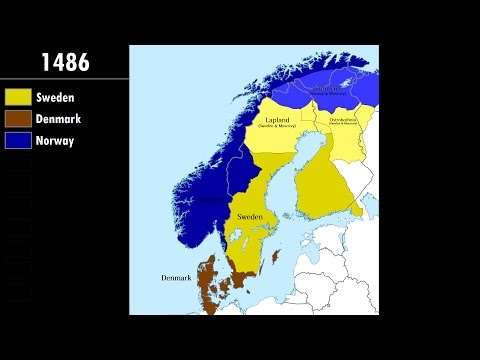 History of Scandinavia: Every Year (v2)