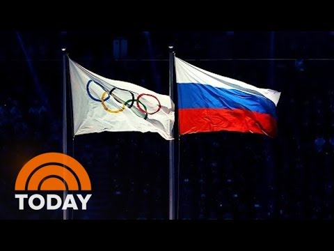 Rio Olympics: Outrage As IOC Decides Against Banning Russian Athletes | TODAY