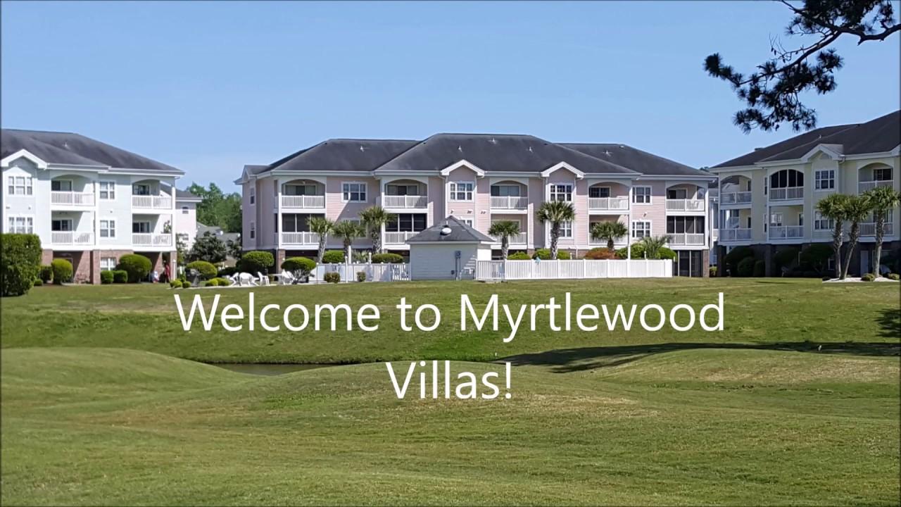 Myrtlewood Villa In Magnolia North Myrtle Beach Sc