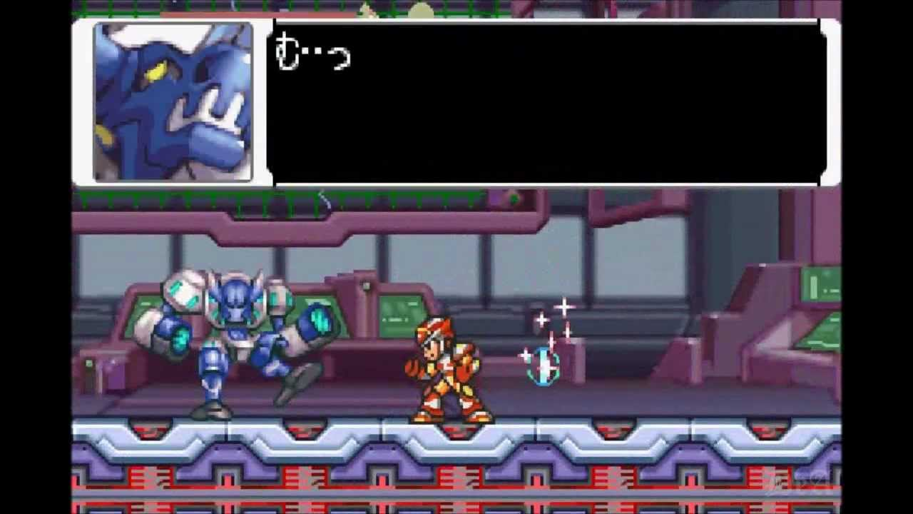 Download Megaman Zero 3 Omega Zero Hack English