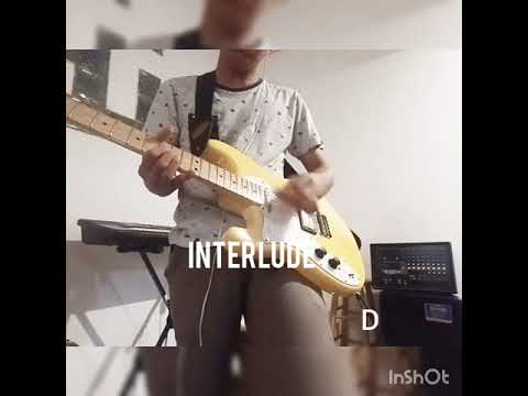 God Is For Me - JPCC Worship (Lead Guitar + Chords)